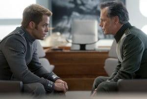 "{IMAGE VIA - digitalspy.co.uk} The official international trailer for JJ Abrams' ""Star Trek - Into Darkness."""