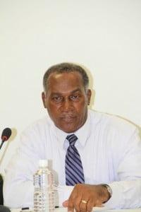 Premier of Nevis; Vance Amory