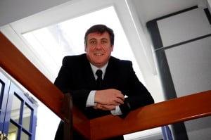 Barry O'Brien, CEO of Digicel (Barbados) Limited
