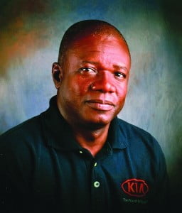 Cecil Trotman, Driver Service, McEnearney Quality Inc. (MQI) is ANSA McAL's Performer of the Year Award winner for 2012 in the Automotive Sector.