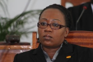 Clerk of the Nevis Island Assembly - Ms. Shemica Maloney
