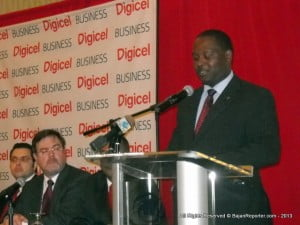 {PERSONAL FILE IMAGE} Among those attending Apr. 23rd will be Industry Minister: Donville Inniss