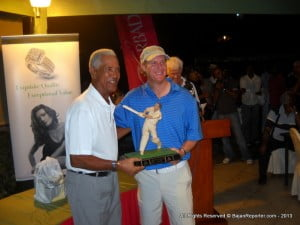 "{Text Via B'dos Advocate} Johnson stated that he was very pleased with his game at present. ""I played very solid. I was under par everyday and I had the best score everyday, so I felt good about my performance,"" he said. Going on to mention that he enjoyed the tournament as each of the courses had their own characteristics, Johnson added that the next major tournament on the cards for him is the Caribbean Championships in August."