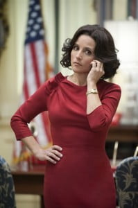 Veep is a half-hour HBO original comedy series.