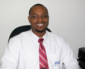 Victor Bellamy, Customer Service Supervisor, Bryden Stokes Ltd. is the Performer of the Year Award winner (2012) for the Distribution Sector.