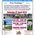 World Tai chi Qigong Day 2013 Barbados