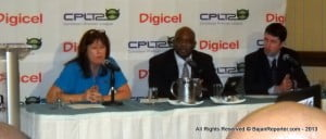 Powell also took the opportunity to update the media on his recent visits with the six cricket boards, the venue owners and operators and the Ministers of Sports and Tourism in each country.