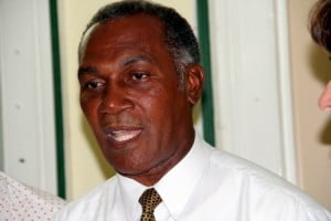 Premier of Nevis - Vance Amory