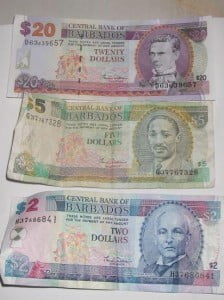 (FILE IMAGE) On the left side (front view) of all banknotes, there is a see-through feature: a partial image that corresponds to another partial image on the back of the note. When the note is held up to light, the see-through feature forms a complete image that is perfectly aligned.