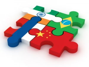 Of course, in the intervening 12 year-period, China, India and Brazil have emerged as powerful economies. China is now the second largest economy in the world; India is third, and Brazil seventh. The US has remained the largest single economy, but if the European Union is taken as a single bloc, it would be the world's top economy at $15.65 trillion.