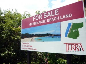 Where exactly is this land?  Is it the same site that was proposed for the controversial Residence project onGrand Anse Beach, just before elections in 2008?