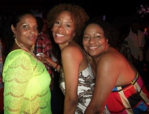 Friends frolic at Frenchmen's 'Bazodee'