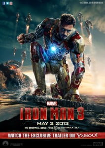 "The whole film is about transformations. Killian started as a greasy long haired geek who can barely walk; Tony Stark began the trilogy as a womanising alcoholic and concluded in IM3 as an Uber-MacGyver who got anxiety attacks because he learned to be in love and care for his staff and even appreciate his ""tools"" of Jarvis & Dummy. Tony was forced to learn that it's not the armour which carries him through, it is his mind which makes it all pull together."