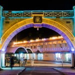 Independence Arch by Jabarrio Holligan