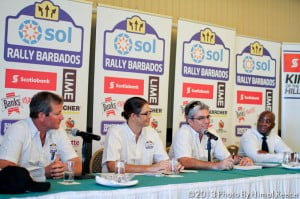 Sol extends title sponsorship with SOL Rally Barbados for another three years