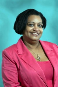 Regina LaBega, Managing Director, Princess Juliana International Airport Operating Company NV (PJIAE). (Photo courtesy SXM Airport)