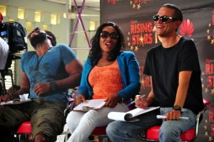 The Judges were thoroughly entertained in Portmore