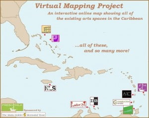The region will be mapped to show all arts entities, listed with links to the websites of all the spaces, and maintained to keep all information current. This map will not only be a pivotal information hub and educational tool, but a place to form new bonds and to make connections among practitioners, not only in the Caribbean but worldwide.