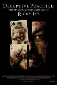 Ricky Jay is a world-renowned magician, author, historian and actor (often a mischievous presence in the films of David Mamet and Paul Thomas Anderson) -- and a performer who regularly provokes astonishment from even the most jaded audiences.