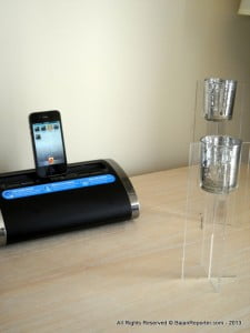 iPhone savvy? SoCo is too, not only Free Wifi but a special port where you can plug in and play your own music!