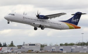 {IMAGE VIA - aerobuzz.fr} It is anticipated that the first ATR 72-600 would be pressed into service before the end of June, with the remaining aircraft expected for delivery during 2013 and 2014.