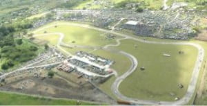 """The day's event, which is sponsored by Beacon Insurance, will feature a """"four for the price of one"""" final race meet at the historic 42 year old racing facility, which will be demolished to make way for the new proposed multi-purpose racing facility due to be constructed and completed by late 2014."""