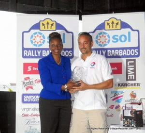 Unlike last year, Panton was not the only regional driver to finish, as Paul Horton of the Turks & Caicos Islands finally made it to the end of Sol RB at his fourth attempt, finishing second in M7 in his Ford Escort MkI.