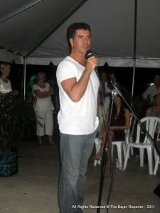 SyCo Entertainment's boss, Simon Cowell, is known to annual spend his vacation in Barbados - mostly along the West Coast and/or by Holetown.