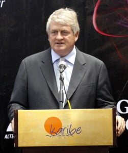 "(FILE IMAGE) Commenting on the awards, Digicel Chairman and founder, Denis O'Brien, said; ""At Digicel, one of our watchwords is innovation. As such, I would like to congratulate my colleagues in the Pacific for bringing that to life for our customers through the 'Beep & Go' product which won in the 'Best Consumer Innovation' category. To be recognised on the global stage at being the best at what we do is no small achievement and we are grateful for that honour. I would also like to thank the team at Global Telecoms Business for my own award. I am deeply grateful and accept this on behalf of my colleagues all across the globe."""