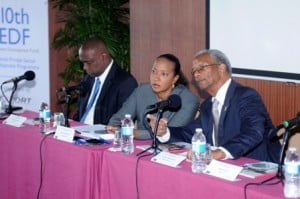 The two day meeting allowed members of the task force to examine the key developments that have taken place in 2010-2012 as it relates to the CARIFORUM-EU relationship including an update on the CARIFORUM-EU Partnership Strategy, deliberations in the CARIFORUM-EU EPA Institutions and an update on EDF programming.