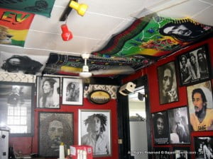 "MOJO has been described as ""The locals pub of Barbados"". MOJO has been established since 1999 and is famous for it's decor which features black & white photos of famous musicians. It also has ""The Back Bar"" which is solely dedicated to Bob Marley."