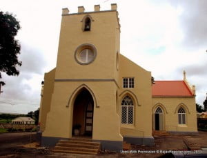 St Barnabas' church on Wednesday launched its year-long 175th anniversary celebrations. Its cornerstone was laid on June 11, 1838 by the first Anglican Bishop of Barbados, Rt. Revd. William Hart Coleridge, located just off the Emancipation Statue at JTC Ramsay Roundabout.