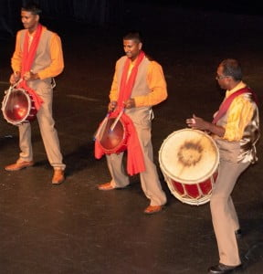 The San Juan Merry Boys Tassa Group brought its rhythms to the AMMBCON 2012 showcasing