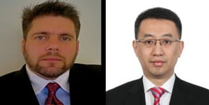 Anthony Eterno, U.S. State Department, Office of Caribbean Affairs, Western Hemisphere, l. and Xiaoguang Liu, consul in charge of economic & commercial affairs of the Consulate General of China in New York are among the speakers of ICN 2013.