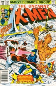 """{IMAGE VIA - comicsbronzeage.com} In 1979, as a boy looking for local legends as committed as Robin Hood was to Sherwood Forest, Chris Claremont and John Byrne gave me and other proud Canadian readers of American comics Guardian (originally Weapon Alpha, then Vindicator). Mark Shainblum and Gabrielle Morrisette followed this up five years later with the appearance of Northguard. Prior to these two national heroes, back in 1975, Robert Comely released his Captain Canuck comics; and in my hometown library I came across an anthology featuring Canada Jack, Johnny Canuck and Nelvanna of the Northern Lights, all created """"at home"""" during World War II when comics from the States weren't shipping across the border."""