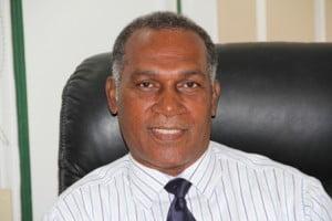 Premier of Nevis & Min. of Education; Vance Amory