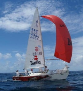 Banks Esperanza, skippered by Ian Mayers, claimed the overall title at the Harris Paints Regatta last weekend.