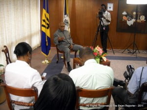 (PERSONAL FILE IMAGE - 2011) Review of Barbados' Economic Performance for the first six months of 2013