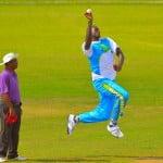 Jason Holder action Source Windies Cricket