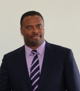Acting Premier of Nevis - Mark Brantley