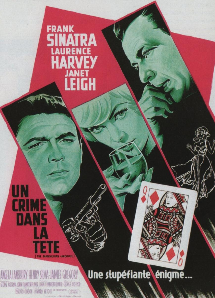 an analysis of the recommendation about the manchurian candidate The manchurian candidate is a 1962 american cold war suspense thriller film directed and produced by john frankenheimer and written by george axelrod, based.