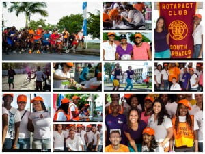 From all reports the event was a success, with several avid runners commenting on the excellent execution of the race. An award ceremony was held during the BOA Olympic Day activities to highlight following race awardees;-