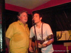 (Father & Son during CWC 2007 - Don in yellow shirt, Trey with guitar) Watch this space, and also keep an eye on our FB pages for more information. We are excited... bet you are now too!