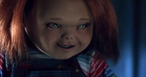 The return of America's favorite toy, voiced again by Brad Dourif, is unrated and full of more blood-splattered thrills and chills!