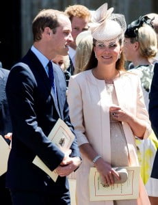 {IMAGE VIA - nydailynews.com} Kate Middleton, AKA Catherine, Duchess of Cambridge gave birth to the future King of England on Monday 22nd July