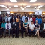 Attendees at the Regional Dialogue on Hunger Food Insecurity and Malnutrition in the Caribbean