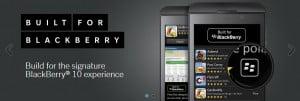 For more information, visit the dedicated site at:  http://developer.blackberry.com/builtforblackberry