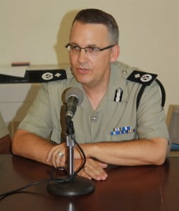 """The Acting Commissioner added;- """"The RMPS will be thorough and transparent during their collection of evidence. The RMPS will not rush the investigation to ensure all versions of the incident are properly recorded. The Office of the Director of Public Prosecutions shall review the evidence and make recommendations on who should be charged for what offenses."""