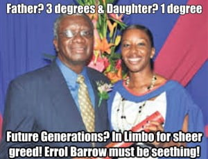 """This is as if he said; """"I got mine free, so you can suffer, LOL!"""" Do you feel this is right? What should Barbadians do next?"""