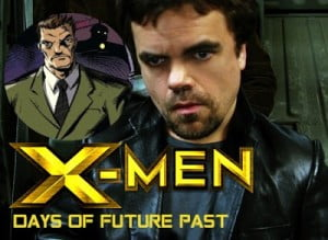 {IMAGE VIA - celluloidandcigaretteburns.com} The X-Men send Wolverine to the past to change a major historical event that could globally impact man and mutant kind. HBO's Peter Dinklage plays Bolivar Trask, whose technology will eventually make life difficult for Mutants...